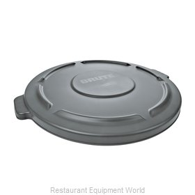 Rubbermaid FG261960GRAY Trash Receptacle Lid / Top