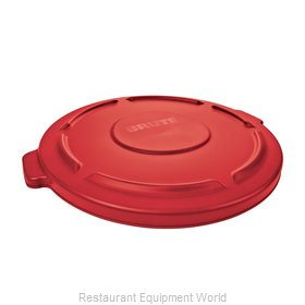 Rubbermaid FG261960RED Trash Receptacle Lid / Top