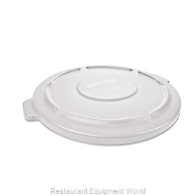 Rubbermaid FG261960WHT Trash Receptacle Lid / Top