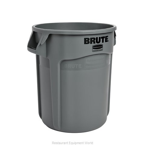 Rubbermaid FG262000GRAY Trash Can / Container, Commercial