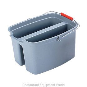 Rubbermaid FG262888GRAY Bucket