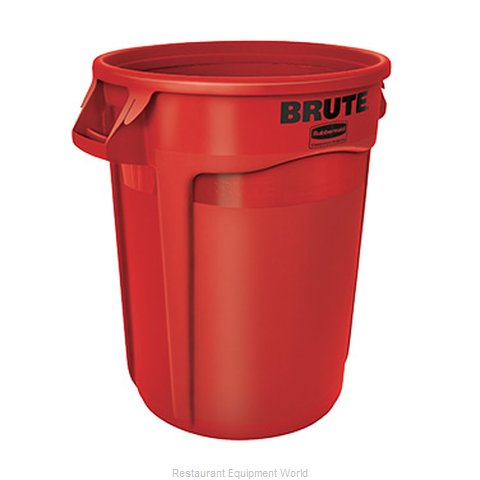 Rubbermaid FG263200RED Trash Can / Container, Commercial
