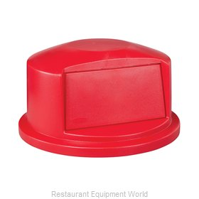 Rubbermaid FG263788RED Trash Receptacle Lid / Top
