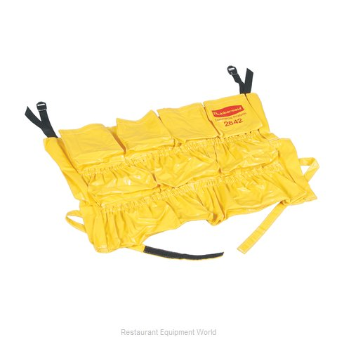 Rubbermaid FG264200YEL Caddy Bag