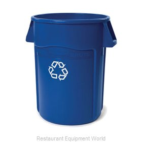 Rubbermaid FG264307BLUE Recycling Receptacle / Container