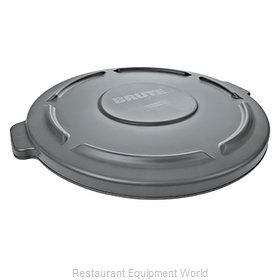 Rubbermaid FG265400GRAY Trash Receptacle Lid / Top