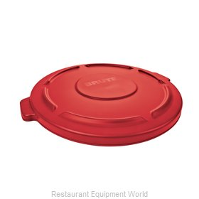 Rubbermaid FG265400RED Trash Receptacle Lid / Top