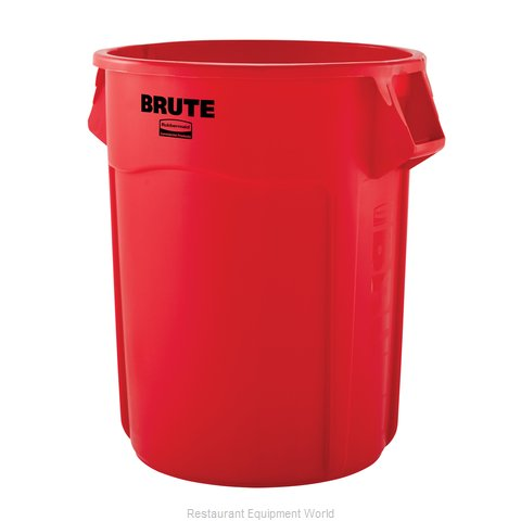 Rubbermaid FG265500RED Trash Can / Container, Commercial
