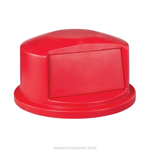 Rubbermaid FG265788RED Trash Receptacle Lid / Top
