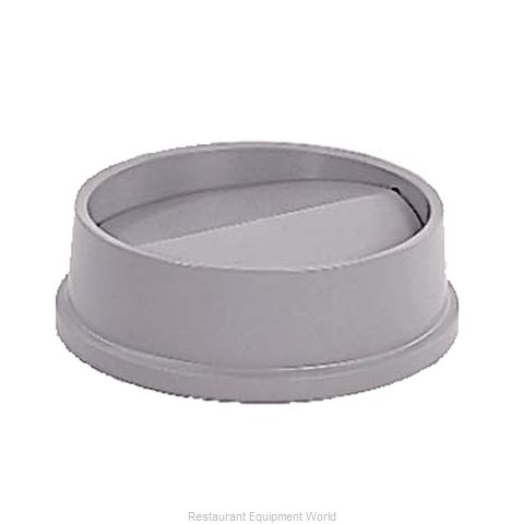 Rubbermaid FG267200GRAY Trash Receptacle Lid / Top