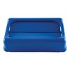 Rubbermaid FG267360BLUE Cover Garbage Waste Receptacle Can
