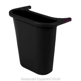 Rubbermaid FG295073BLA Recycling Receptacle / Container