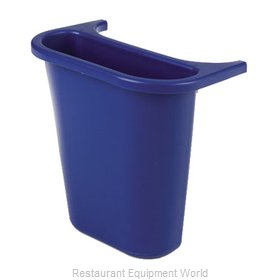 Rubbermaid FG295073BLUE Recycling Receptacle / Container