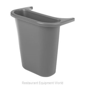 Rubbermaid FG295073GRAY Recycling Receptacle / Container