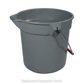 Rubbermaid FG296300GRAY Bucket