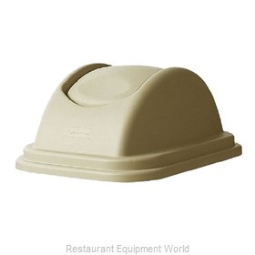 Rubbermaid FG306600BEIG Waste Basket Lid