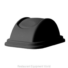 Rubbermaid FG306700BLA Waste Basket Lid