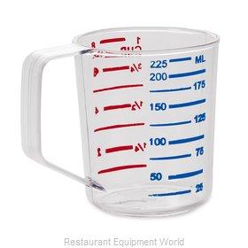 Rubbermaid FG321000CLR Measuring Cups
