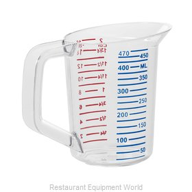 Rubbermaid FG321500CLR Measuring Cups
