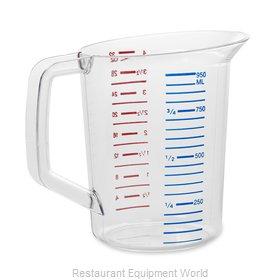 Rubbermaid FG321600CLR Measuring Cups