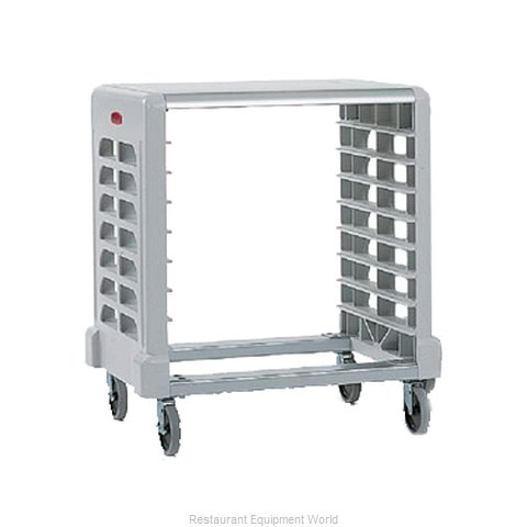Rubbermaid FG331600OWHT Pan Rack with Work Top, Mobile