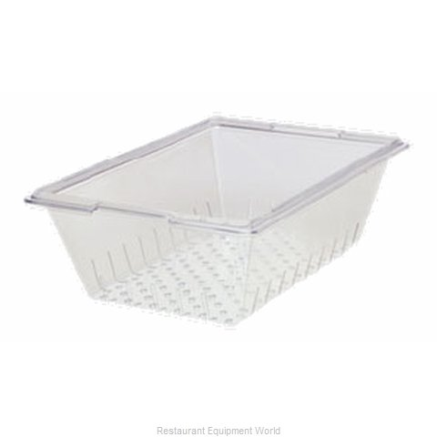 Rubbermaid FG332200CLR Food Storage Container Drain Tray