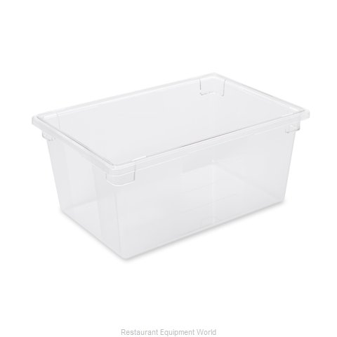 Rubbermaid FG332800CLR Food Storage Container, Box