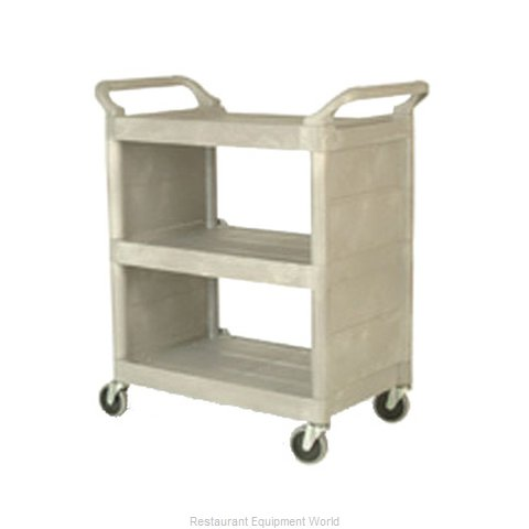 Rubbermaid FG335588PLAT Utility Cart