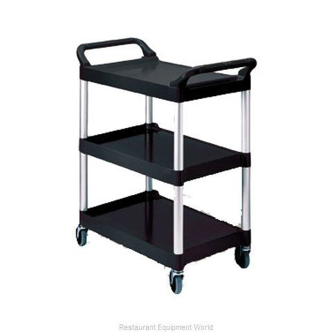 Rubbermaid FG342488BLA Cart, Transport Utility