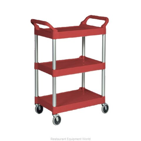 Rubbermaid FG342488RED Utility Cart