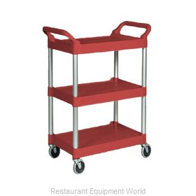Rubbermaid FG342488RED Cart, Transport Utility