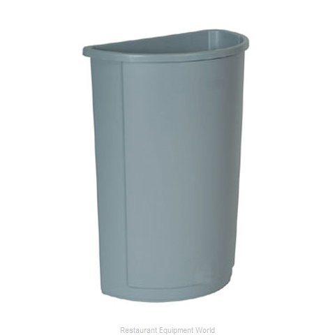 Rubbermaid FG352000GRAY Trash Garbage Waste Container Stationary
