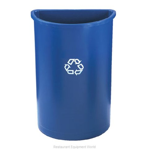 Rubbermaid FG352073BLUE Recycling Receptacle / Container