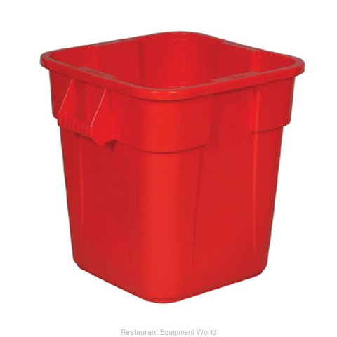 Rubbermaid FG352600RED Trash Garbage Waste Container Stationary