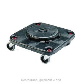 SpecialMade FG353000BLA BRUTE Square Dolly