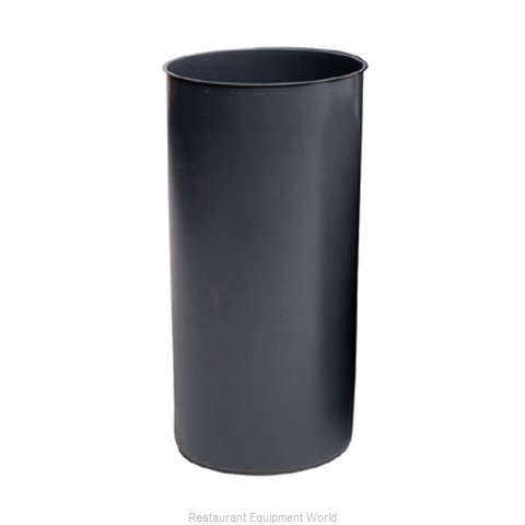 Rubbermaid FG355000GRAY Trash Receptacle Rigid Liner (Magnified)
