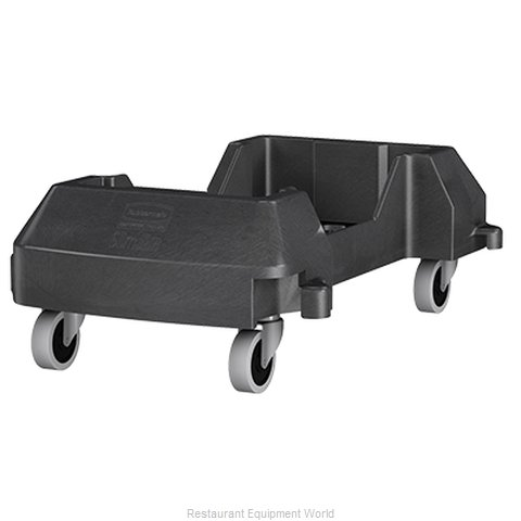 Rubbermaid FG355188BLA Garbage Can Dolly