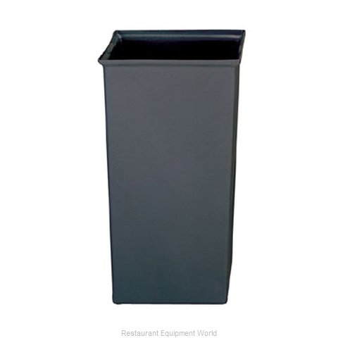 Rubbermaid FG356600GRAY Rigid Liner for Garbage Can