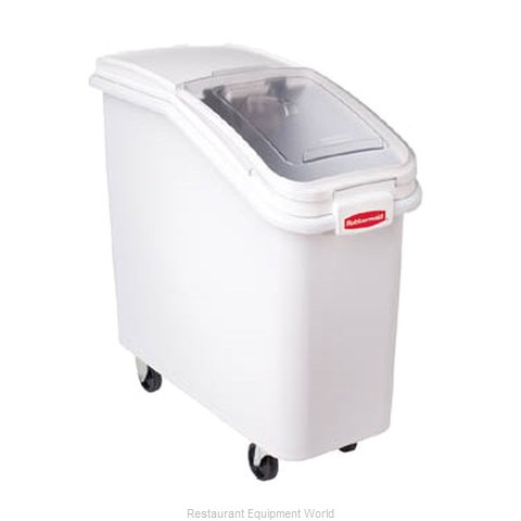 Rubbermaid FG360088WHT Ingredient Bin (Magnified)