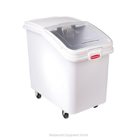 Rubbermaid FG360388WHT Ingredient Bin (Magnified)