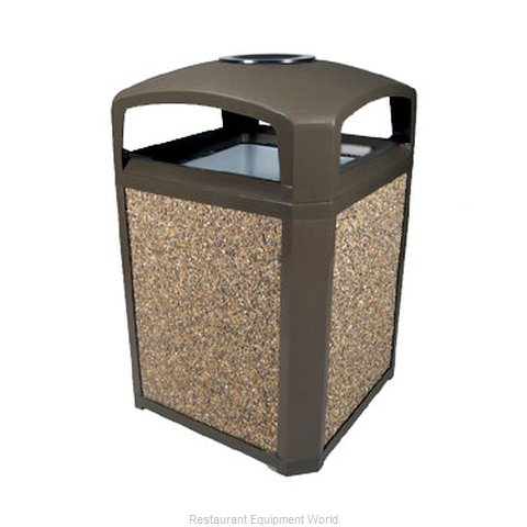Rubbermaid FG397001SBLE Waste Receptacle Outdoor
