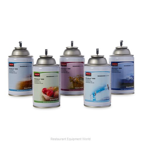 Rubbermaid FG4012491 Chemicals: Air Freshener