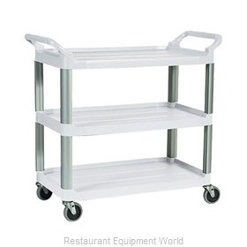 Rubbermaid FG409100OWHT Utility Cart