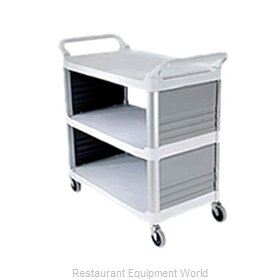 Rubbermaid FG409200OWHT Cart, Transport Utility