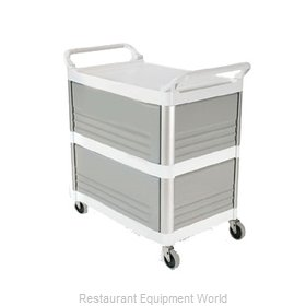 Rubbermaid FG409300OWHT Cart, Transport Utility
