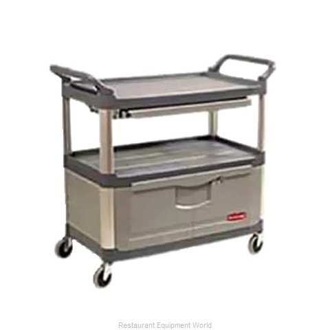 SpecialMade FG409400GRAY Utility Cart (Magnified)