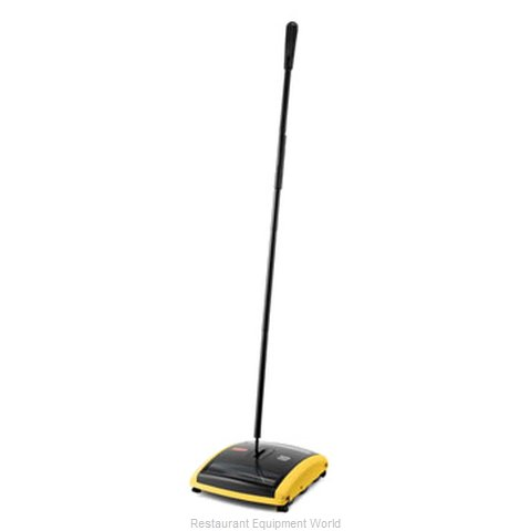 Rubbermaid FG421588BLA Sweeper (Magnified)