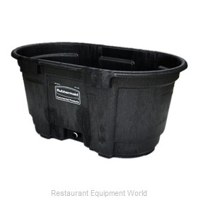 Rubbermaid FG424288BLA Stock Tank