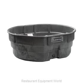 Rubbermaid FG424700BLA Stock Tank