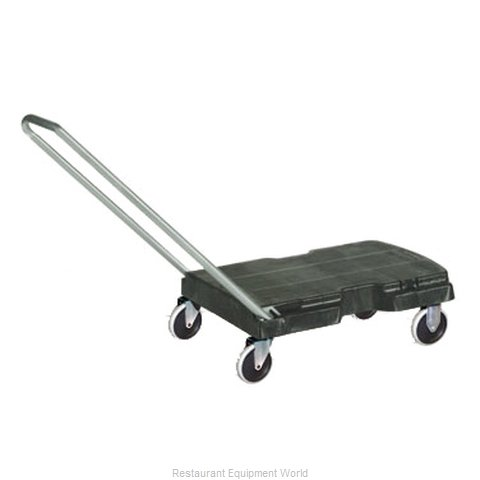 Rubbermaid FG440120BLA Truck Platform (Magnified)